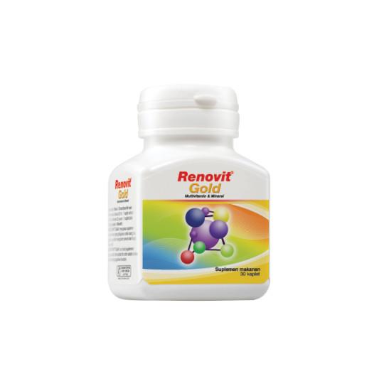 RENOVIT GOLD 30 KAPLET
