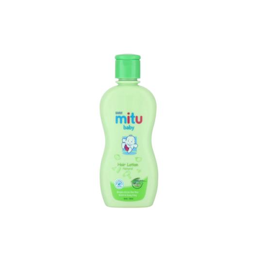 Mitu Baby Hair Lotion Natural 100 ml