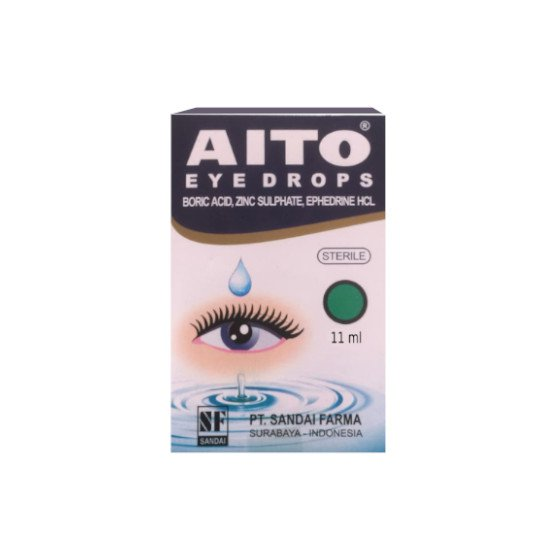 AITO EYE DROP 3% 11 ML