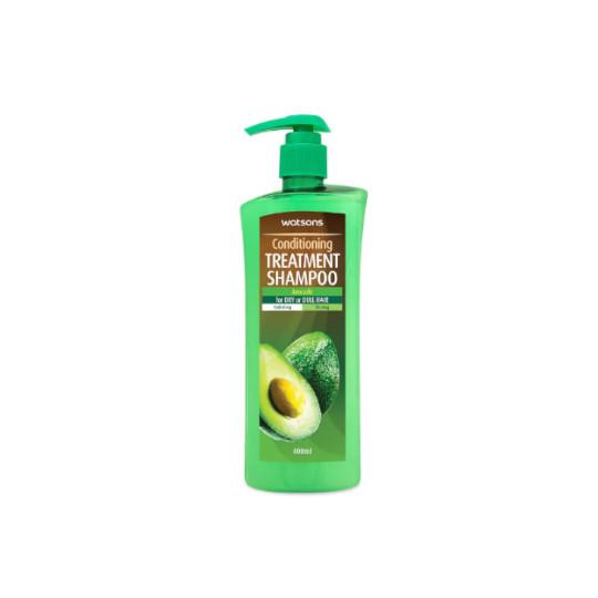 WATSONS TREATMENT HAIR CARE AVOCADO SHAMPOO 400 ML