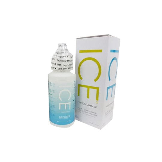 ICE ALL IN 1 CONTACT LENS SOLUTION 60 ML