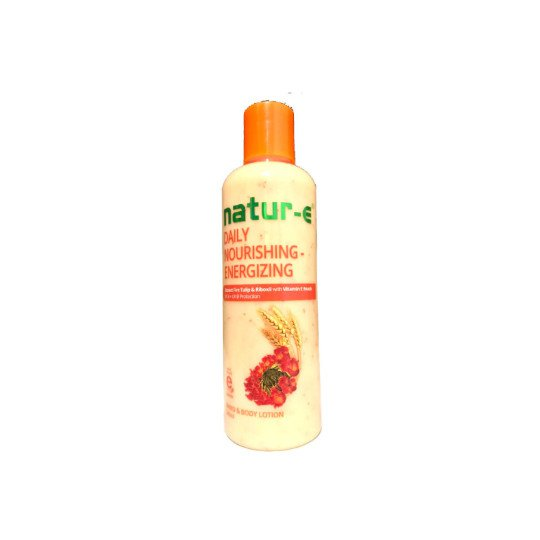NATUR-E HAND & BODY LOTION ENERGIZING 100 ML