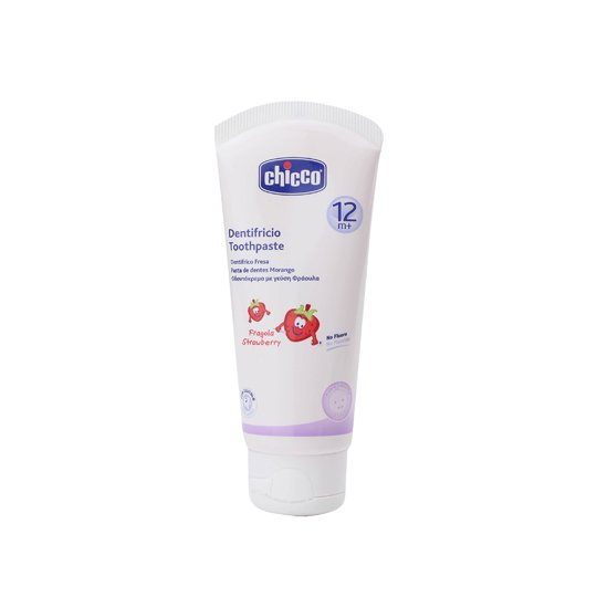 CHICCO TOOTHPASTE STRAWBERRY 50 ML