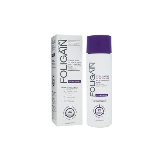 FOLIGAIN CONDITIONER FOR THINNING HAIR FOR WOMEN 236 ML