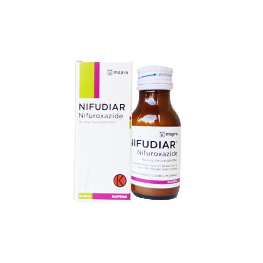 NIFUDIAR SIRUP 60 ML