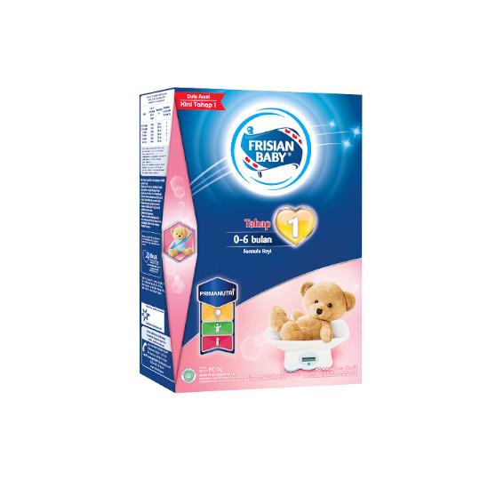 FRISIAN BABY TAHAP 1 0-6 BULAN 800 G