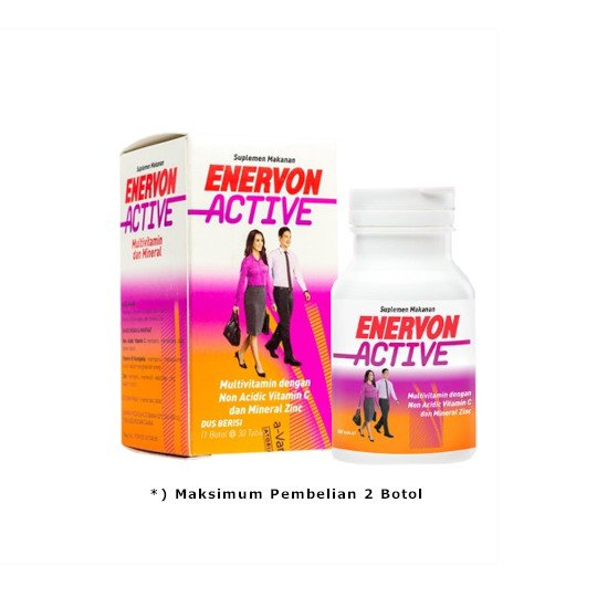 ENERVON C ACTIVE 30 TABLET