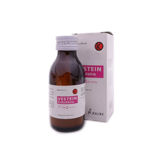 VESTEIN 175 MG/5 ML DRY SYRUP 60 ML