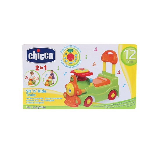 CHICCO SIT AND RIDE TRAIN