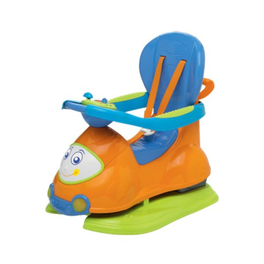 CHICCO TOY QUATTRO NEW ORANGE