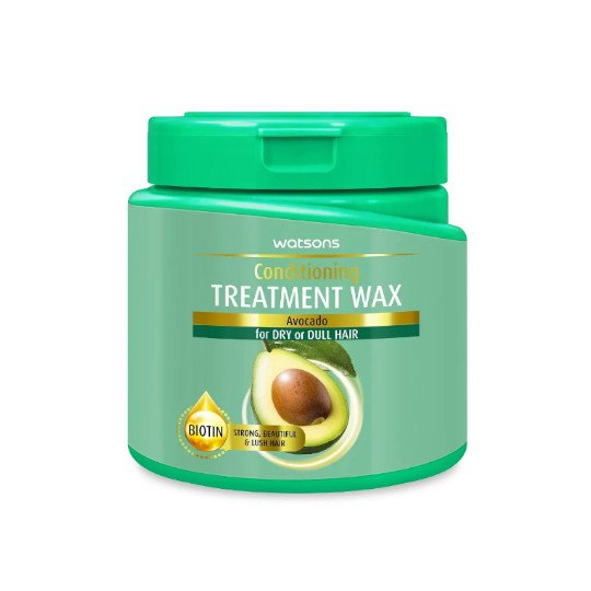 WATSONS TREATMENT HAIR CARE AVOCADO WAX 500 ML