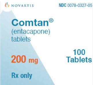 COMTAN TABLET 200 MG