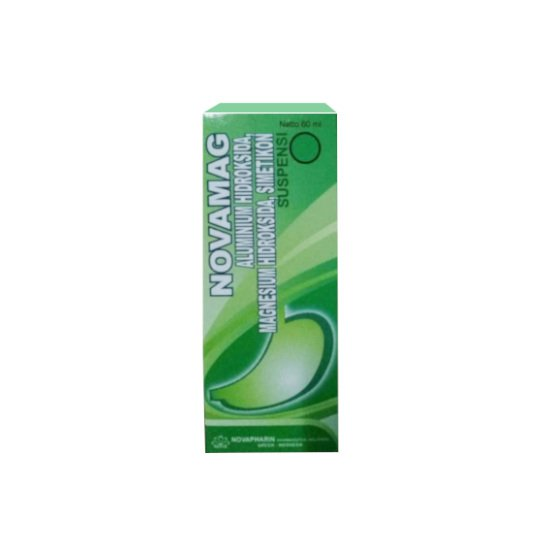 NOVAMAG SUSPENSI 60 ML