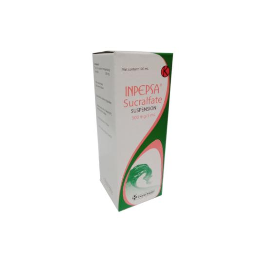 INPEPSA SIRUP 100 ML
