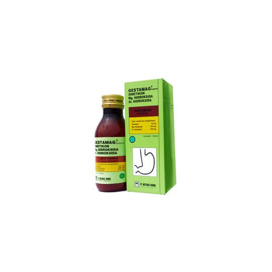 GESTAMAG SIRUP 100 ML