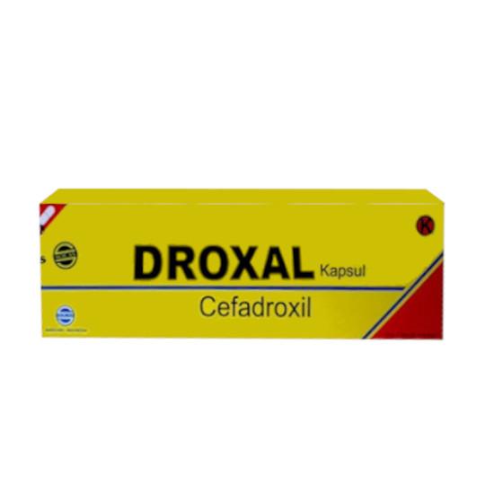 DROXAL 500 MG 10 KAPSUL