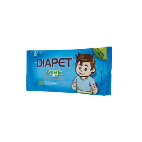 DIAPET ANAK SACHET 10 ML