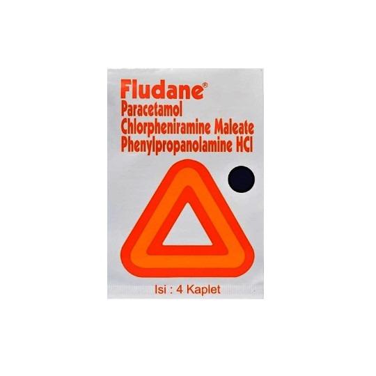 FLUDANE 4 KAPLET