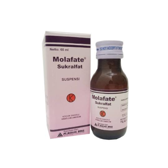 MOLAFATE SIRUP 60 ML