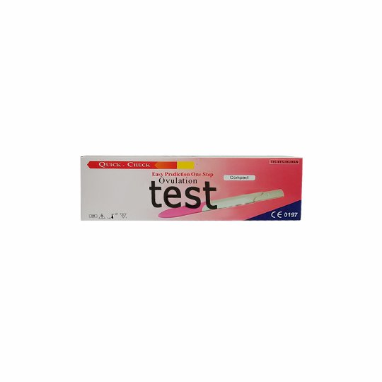 QUICK CHECK OVULATION COMPACT