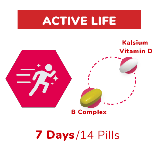 Active Life Package (7-Days)