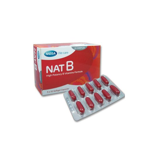 NAT B 30 SOFTGEL