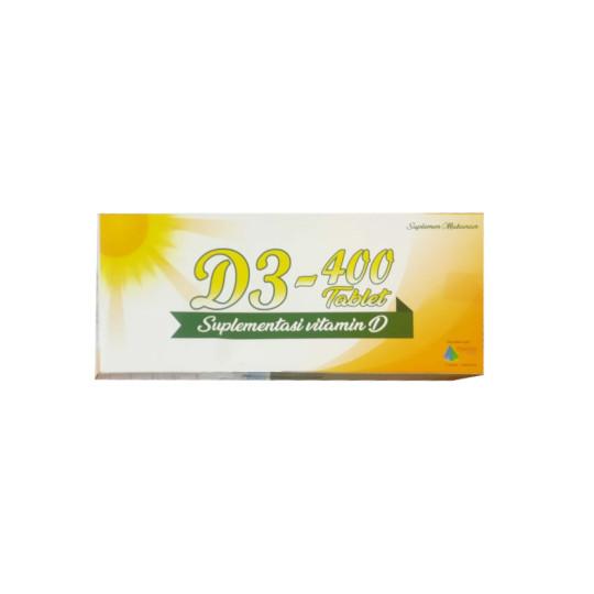 D3-400 10 TABLET