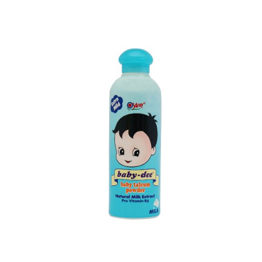 Baby Dee Talcum Powder Milk 200 ml