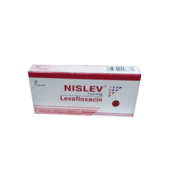 NISLEV 750 MG TABLET