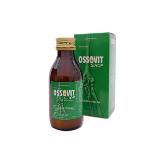 OSSOVIT SIRUP 100 ML