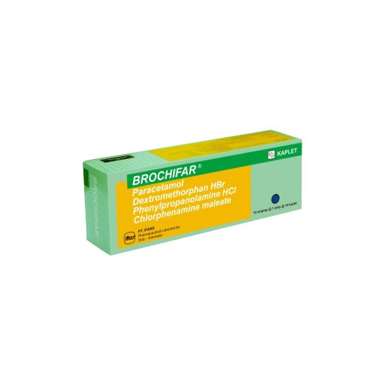 BROCHIFAR 10 TABLET
