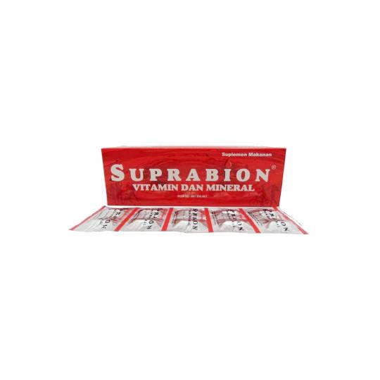 SUPRABION 10 KAPSUL