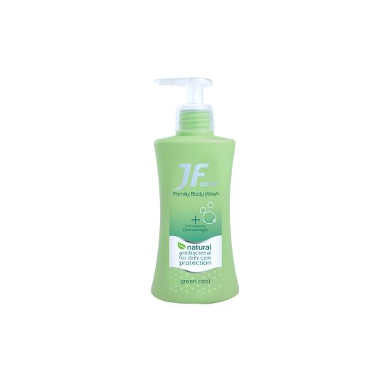 JF Sulfur Family Body Wash Green Cool 200 ml