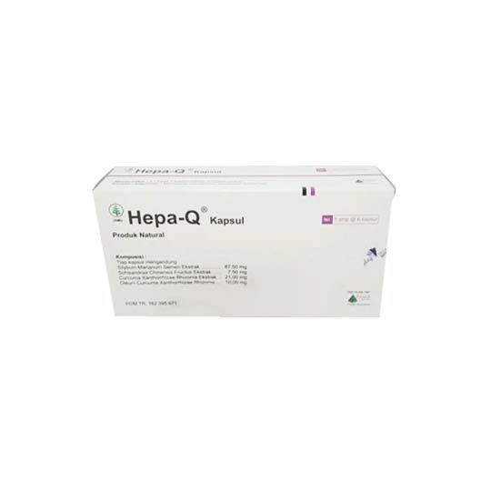 HEPA-Q 30 KAPSUL