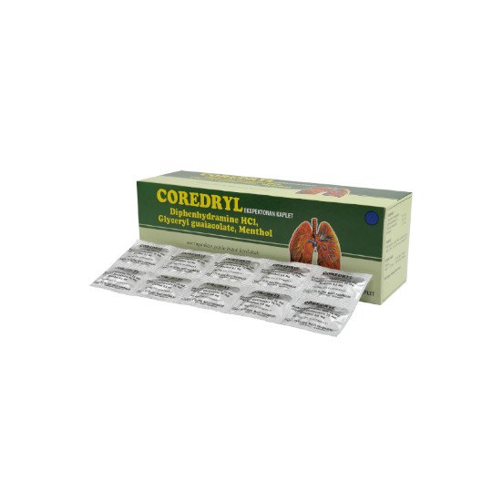 COREDRYL 10 KAPLET