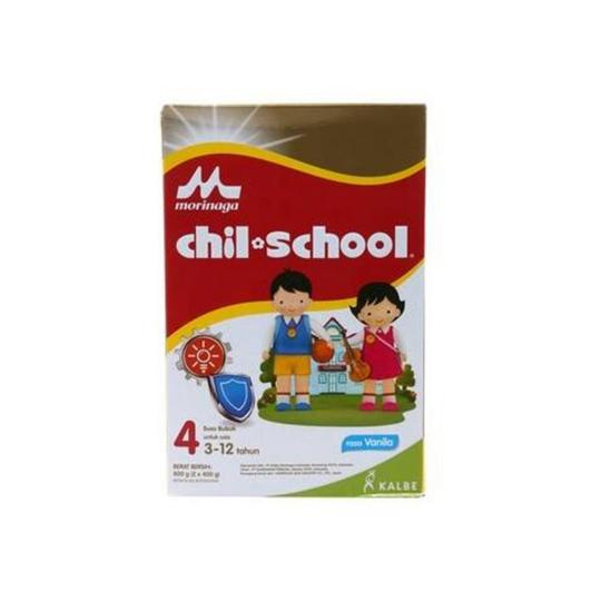 CHIL SCHOOL VANILA 200 G