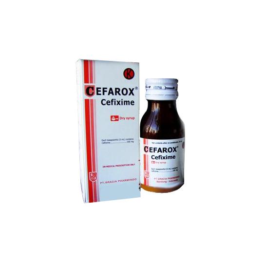 CEFAROX SIRUP 30 ML