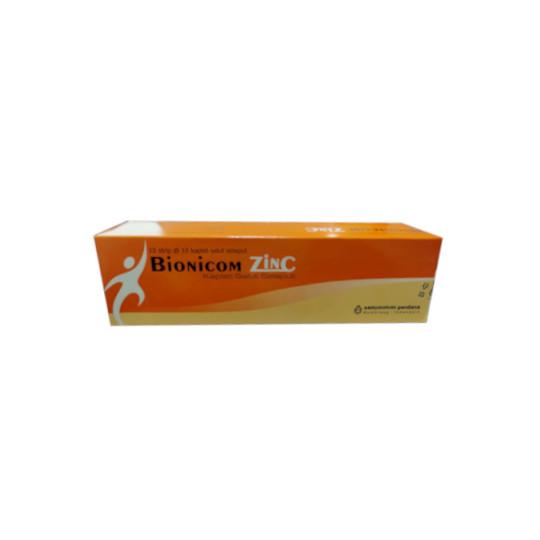 Bionicom Zinc 10 Kaplet