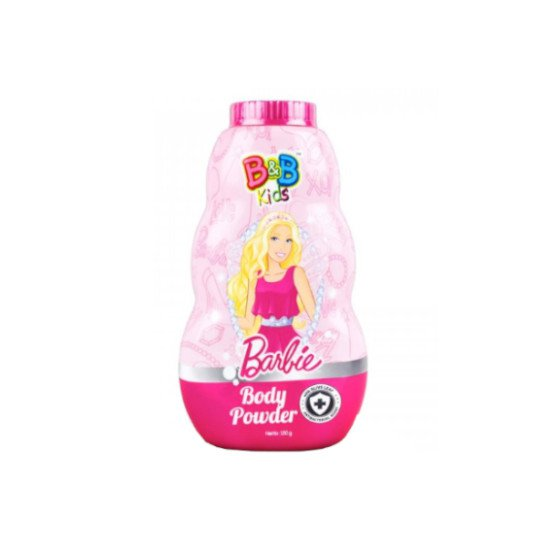 B&B KIDS BARBIE BODY POWDER 150 G