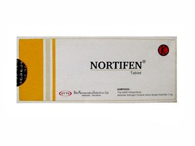 NORTIFEN TABLET 1 MG