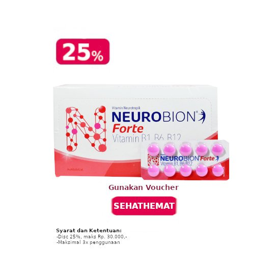 NEUROBION FORTE 10 TABLET