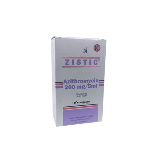 ZISTIC SIRUP 200 MG/5ML 15 ML
