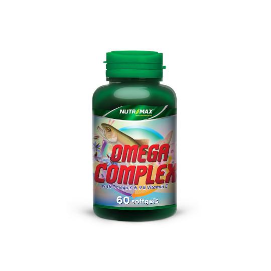 NUTRIMAX OMEGA COMPLEX 60 KAPSUL