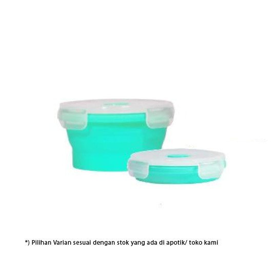 Baby Safe Collapsible Food Container 600 ml SC04