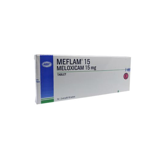 MEFLAM 15 MG 10 TABLET