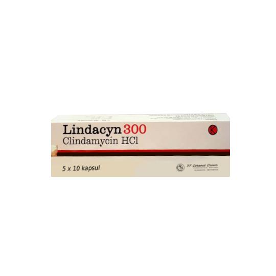LINDACYN 300 MG 10 KAPSUL