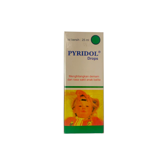 PYRIDOL DROPS 25 ML