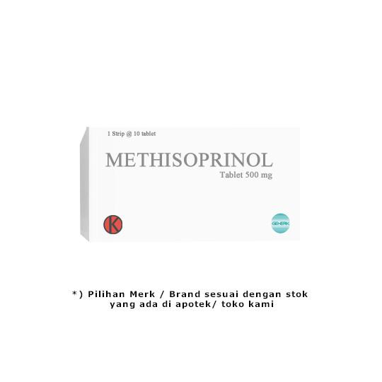 Methisoprinol 500 mg 10 Tablet