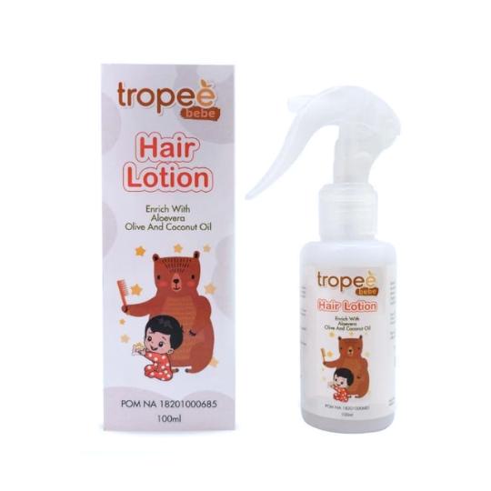 Tropee Bebe Hair Lotion 100 ml