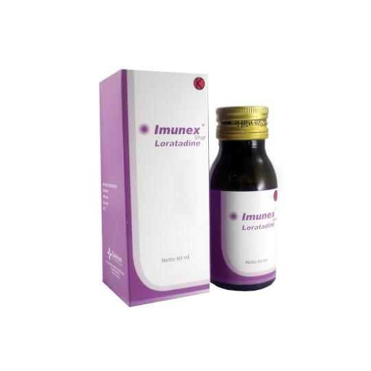 IMUNEX SIRUP 60 ML